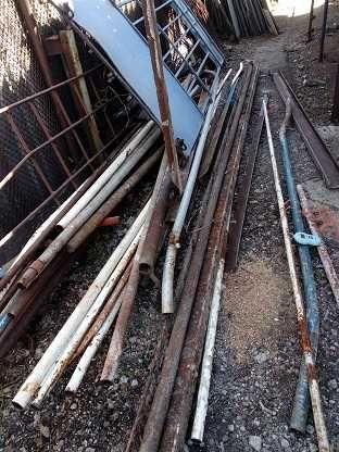 Уголок, трубы, бу, квадрат 20 мм, полоса