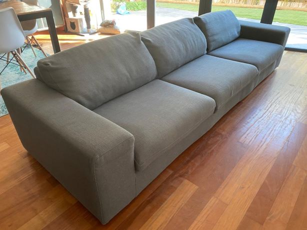 Sofa Interforma 5 lugares