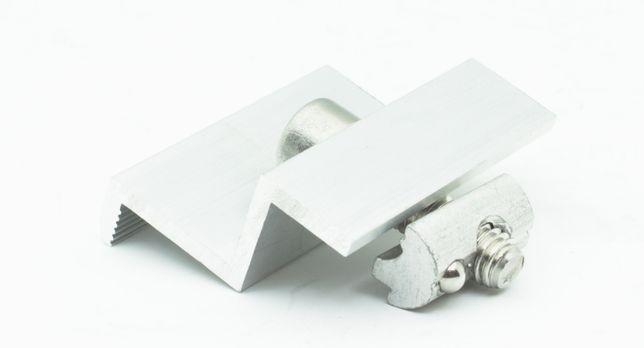 OBSERWUJ Klema końcowa AE 50x40 komplet PV fotowoltaika