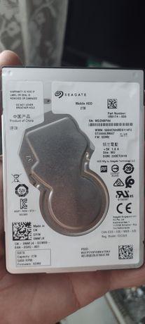 Seagate 2 TB (128mb cache) - Pamięci Samsung 2x2 GB