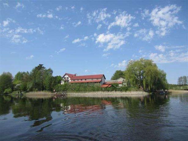 Gospodarstwo agroturystyczne - nad jeziorem - Bory Tucholskie