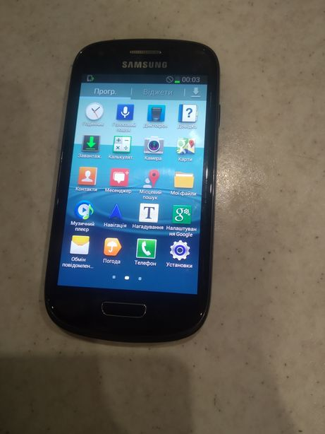 Galaxy S3 mini GT-I8190 на запчасти