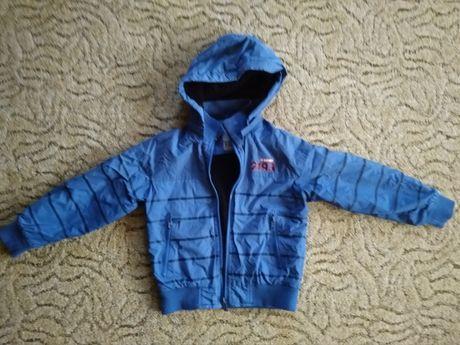 Курточка на хлопчика Glo-Story