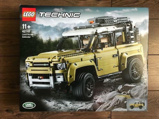 LEGO Technic 42110 Land Rover Defender - NOWE