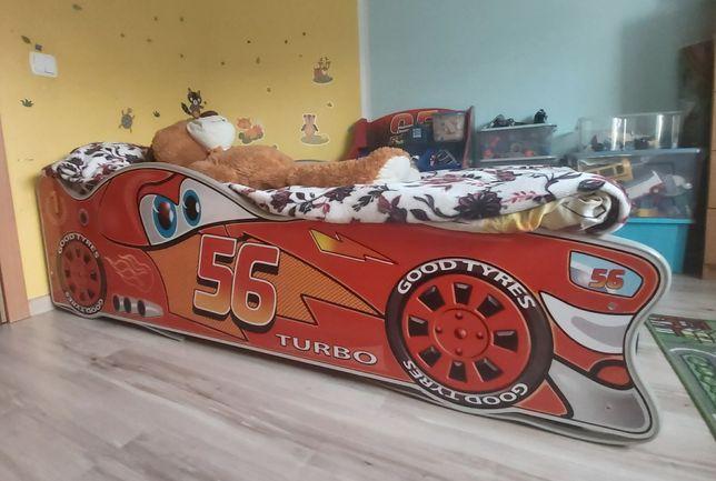 Łóżko  Auto Zygzak 160/80