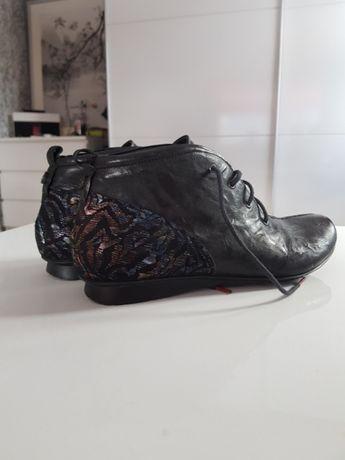 Damskie buty Naturalna Skóra 39