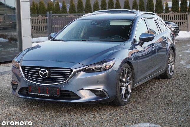 Mazda 6 2.0 Skyactivg 165km/Skypassion/Led/Navi/Bose/Serwis W