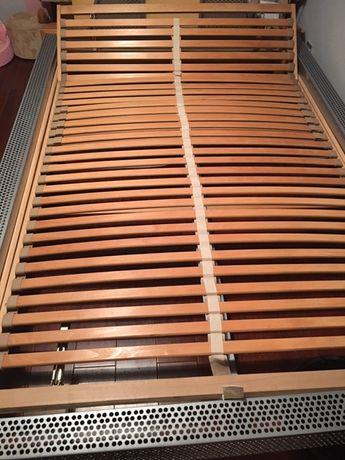 Stelaż elastyczny do łóżka pod materac 140x200