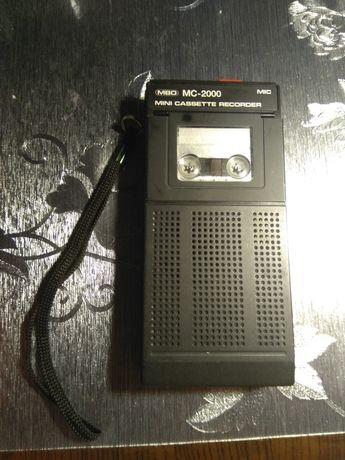 Dyktafon MBO  MC-2000