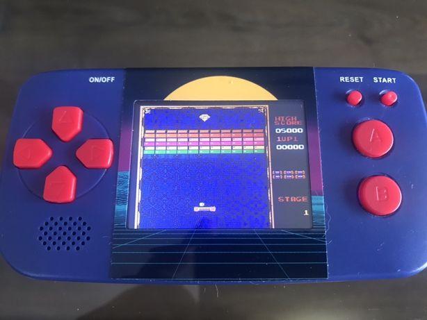 Nowa konsola przenośna. 200 różnych gier retro. Jak game boy, gameboy.