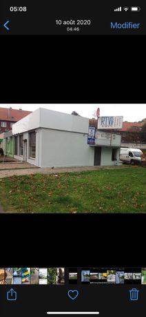 Lokal (w pawilonie) 10m. kw Gdansk ul. Elbląska.