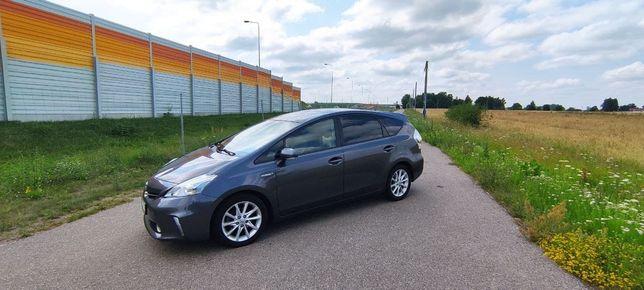 Toyota Prius Plus - serwis olejowy -2013 rok - zadbany