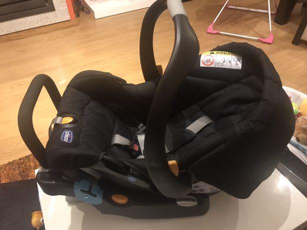 Cadeira Auto Chicco KeyFit com Base (Cr. 0+)