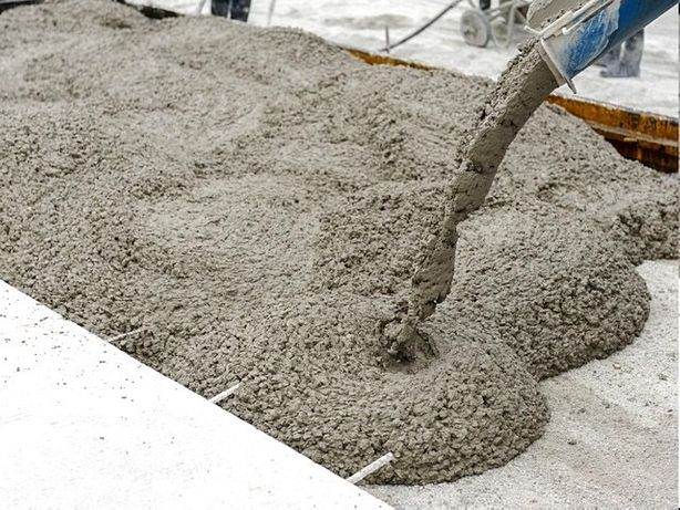 Бетон, товарний бетон