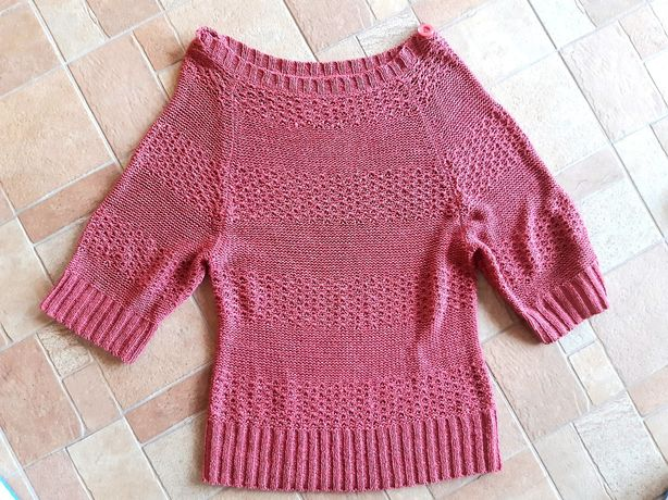 Swetry ażurowe 36  38