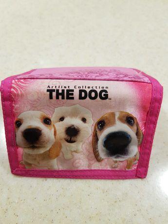 Portfel dla dziewczynki The Dog