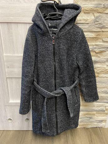 Bardzo ciepla kurtka plaszcz zimowa zima welna