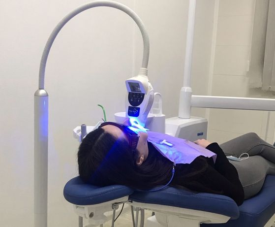 Отбеливание зубов ( -40% Акция !!! )