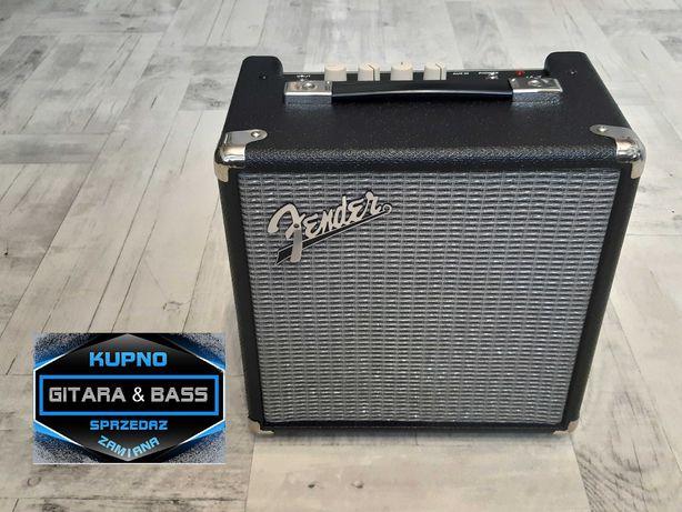 Wzmacniacz Basowy Fender Rumble 15 -combo- wysyłka Gratis lub zamiana