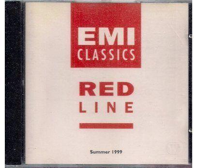 CD - Emi Classics Red Line Summer 1999