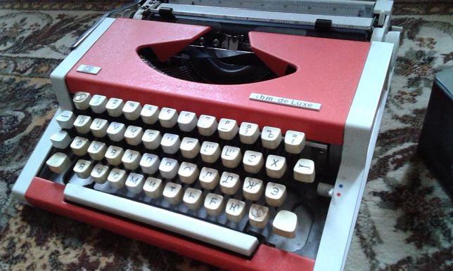 Портативная печатная машинка