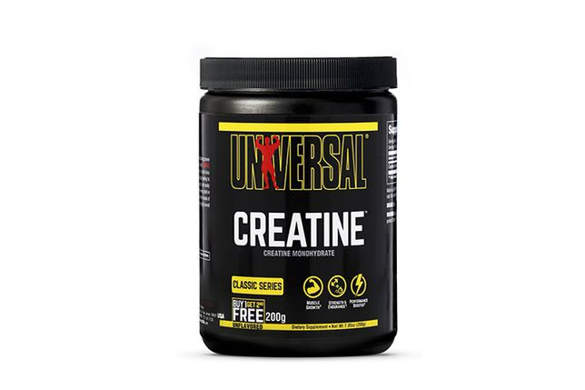 • Креатин Моногидрат Universal Nutrition Creatine Monohydrate 200g