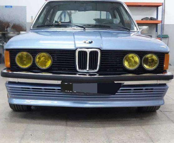 BMW e21 320i carburador