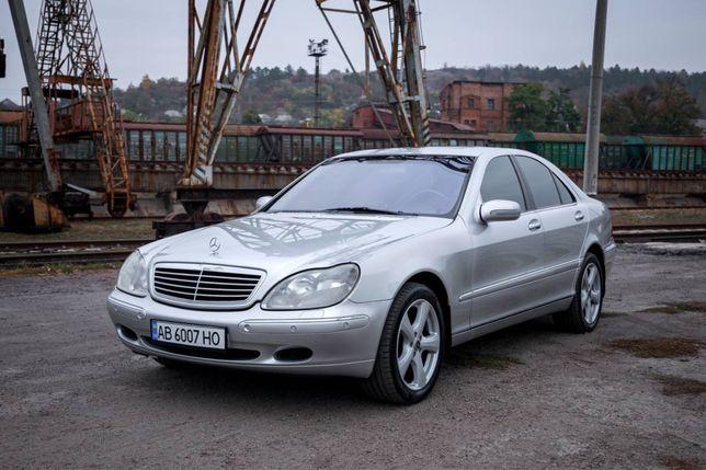 Продам Mercedes w220 s320 2001г