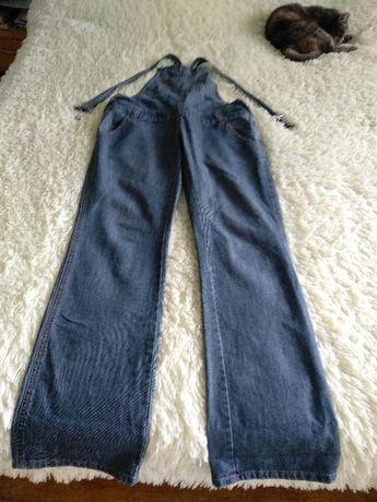 Комбинезон джинсовый Polarn O.Pyret