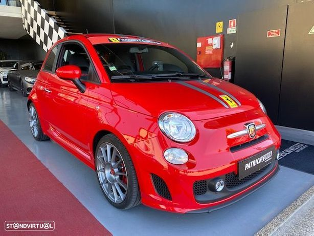 Abarth 500 Ferrari Dealer Edition 70/200