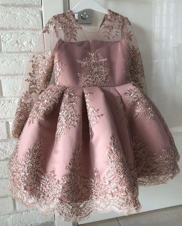 Платье детское 110-116