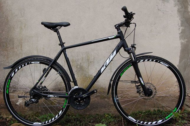Велосипед KTM Avenza Л-ХЛ cross