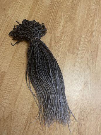 Сенегальские косы . Комплект сенегальских кос