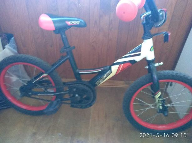 Велосипед Totem Active 16