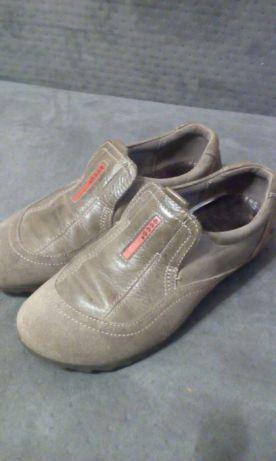 Обувь Кроссовки Ecco р.37