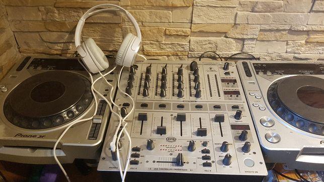 Odtwarzacz CD Pioneer CDJ-800 MK2 2 sztuki