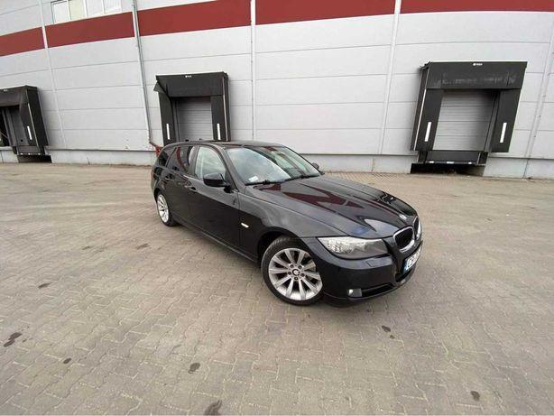 BMW 320D xDrive E91 LCI