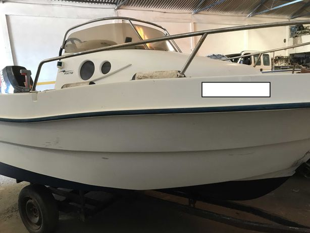 Barco atlantico baleote 460