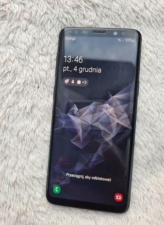Samsung Galaxy s9 64GB DUOS Midnight Black