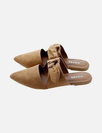 TROCO/VENDO Sapatos abertos da Pieces NOVOS