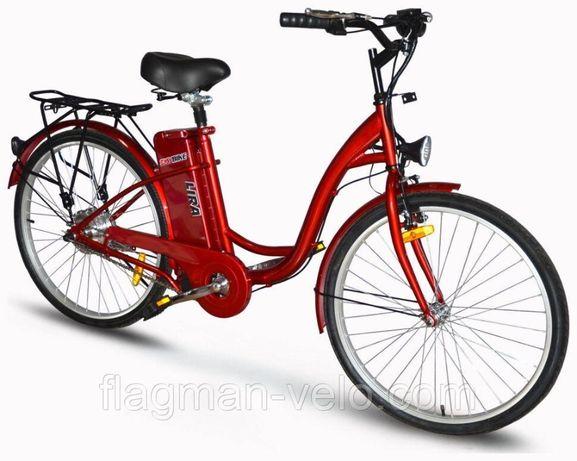 Электровелосипед SKYBIKE LIRA Качество От Производителя
