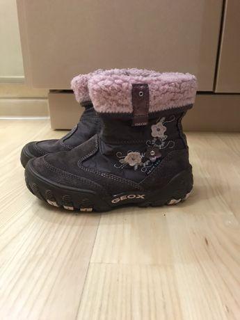 Черевички  ботинки Geox 27 розмір