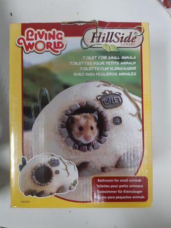 Ninho/ Toilet hamster