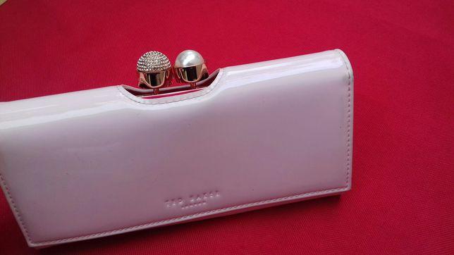 Кошелёк гаманець Ted Baker Розовый  Новый  Англия сток