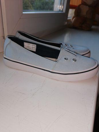 Кеди для девочки кросівки снікерси туфлі Lands end 32р . новий