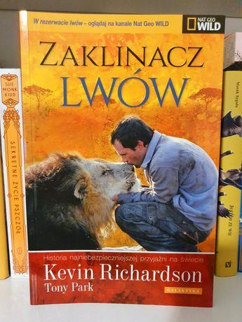 Zaklinacz lwów Richardson kevin