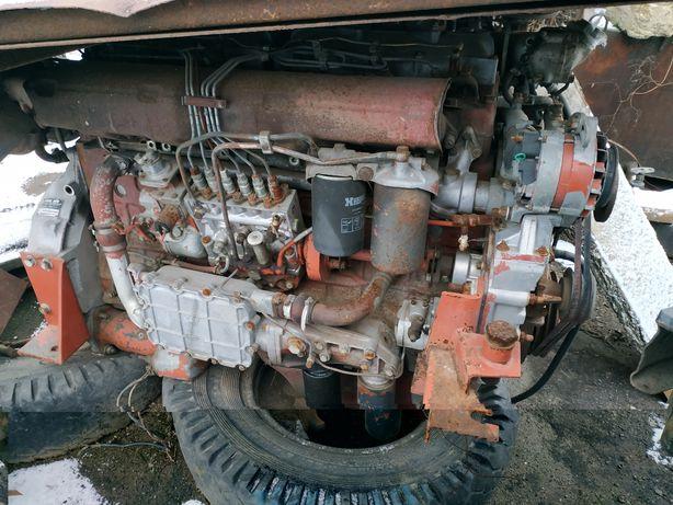 Мотор двигун двигатель івеко 330 л.с. ман на комбайн Т-150