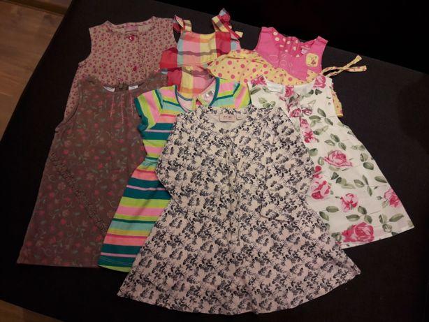 Sukienki w rozmiarze 74