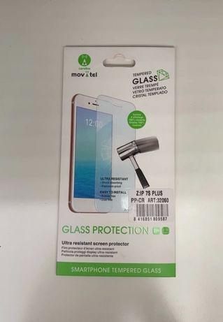 Película de vidro   IPhone 7,8 Plus