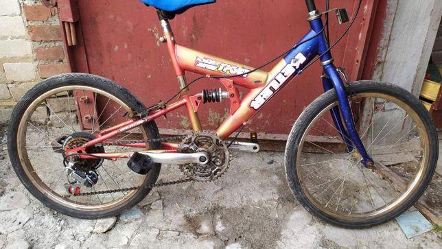 Велосипед Спортивный Горный МТБ 20 колеса